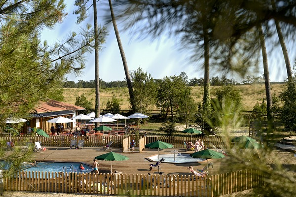 Discover our nature campsites