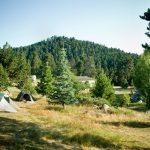 Camping staplaats