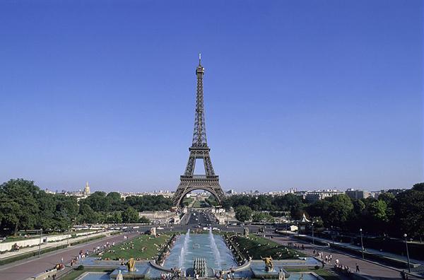 La région versaillaise, à proximité de Paris