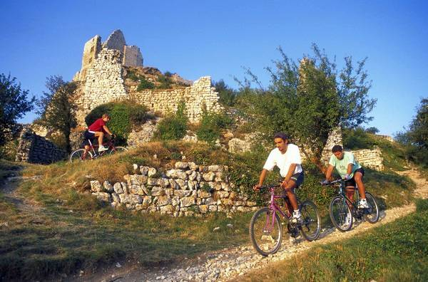Discovering the ardèche