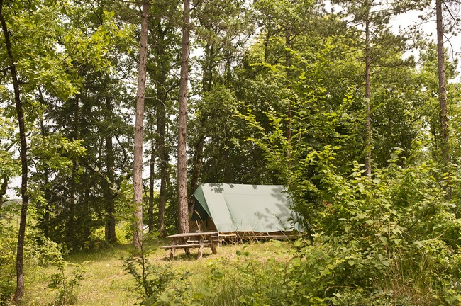 La tente Bonaventure