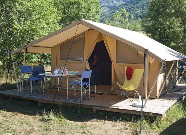 Les tentes Classic 4 et 5