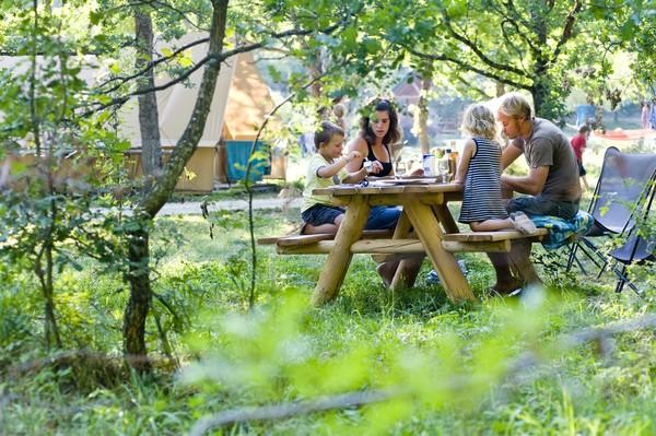 Campingplatz oder Village?