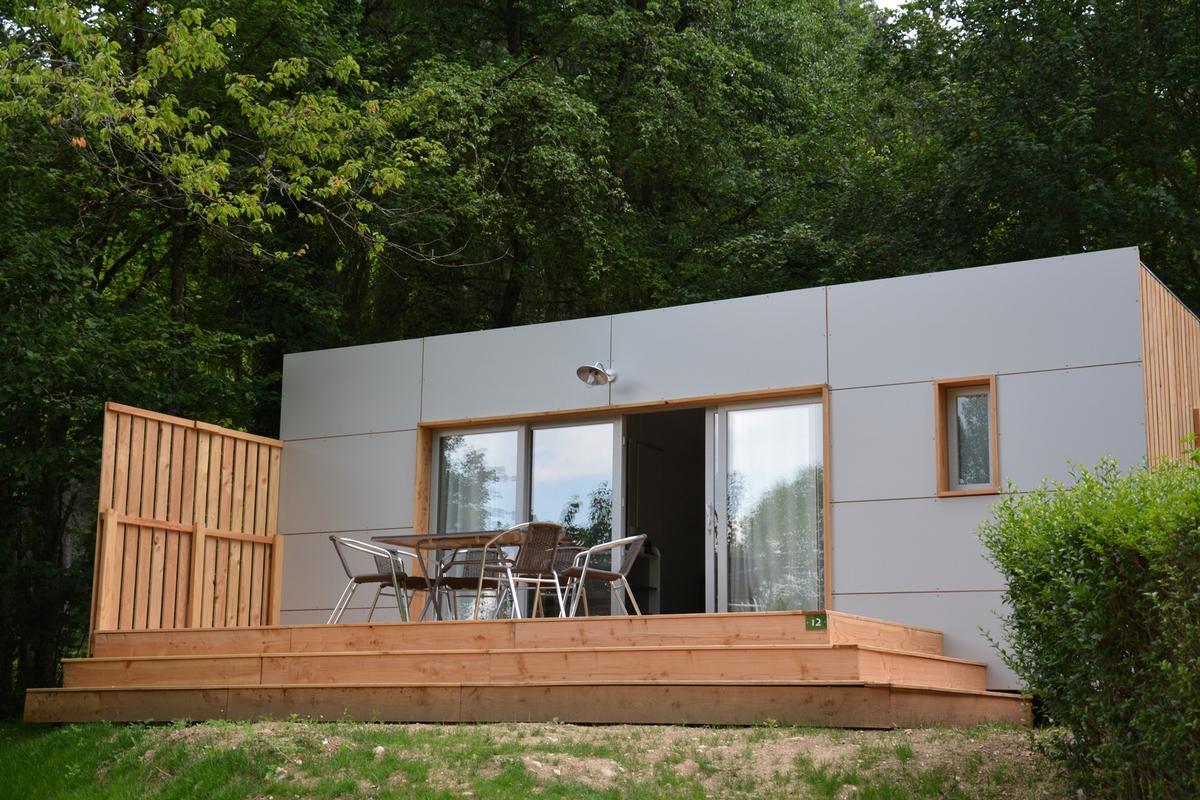 Mobile-home Indigo