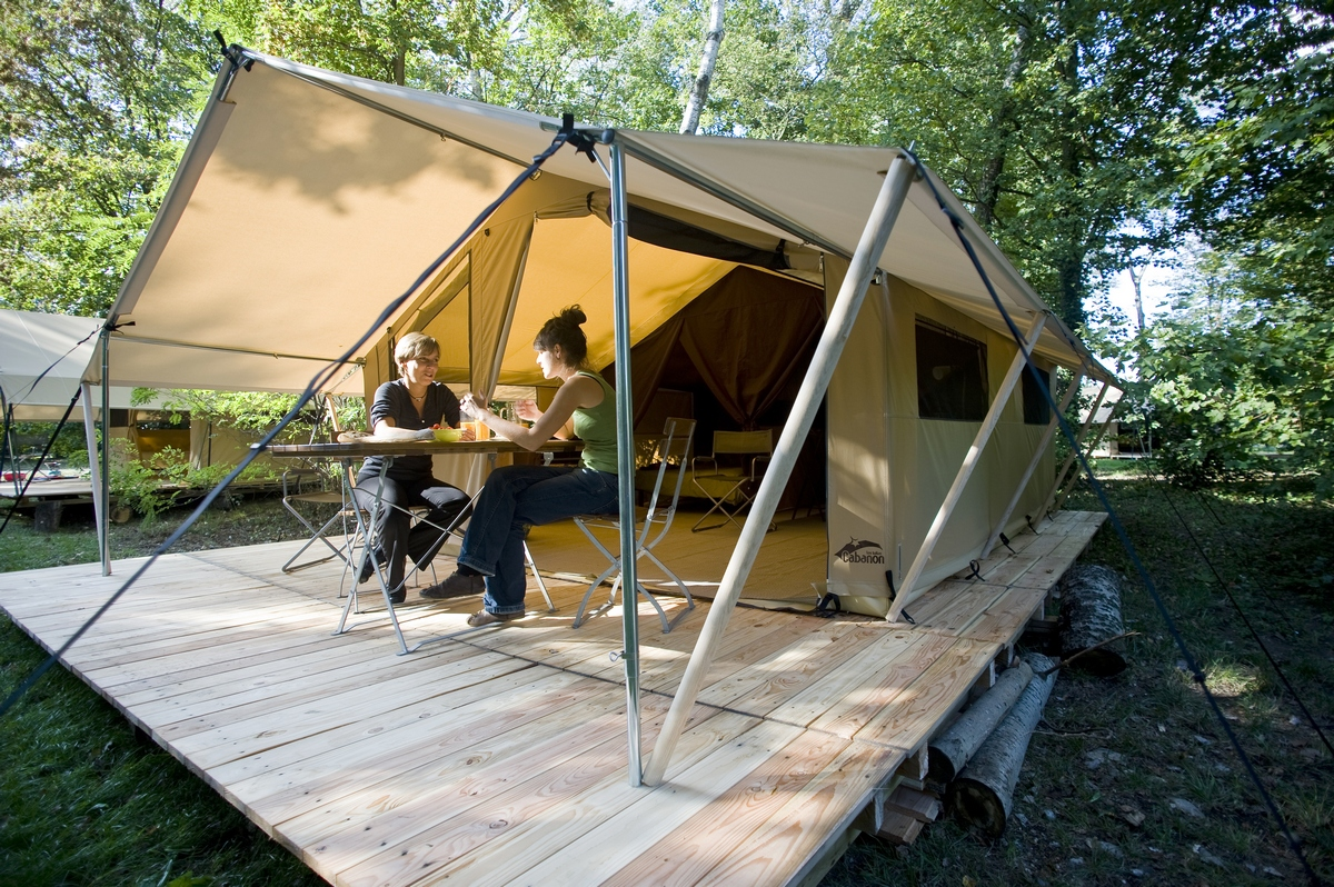 Toile&Bois tent Classic V