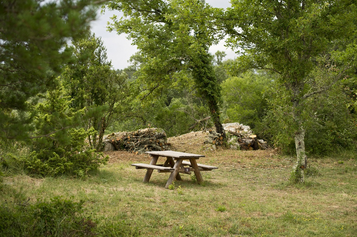 Emplacement Camping +