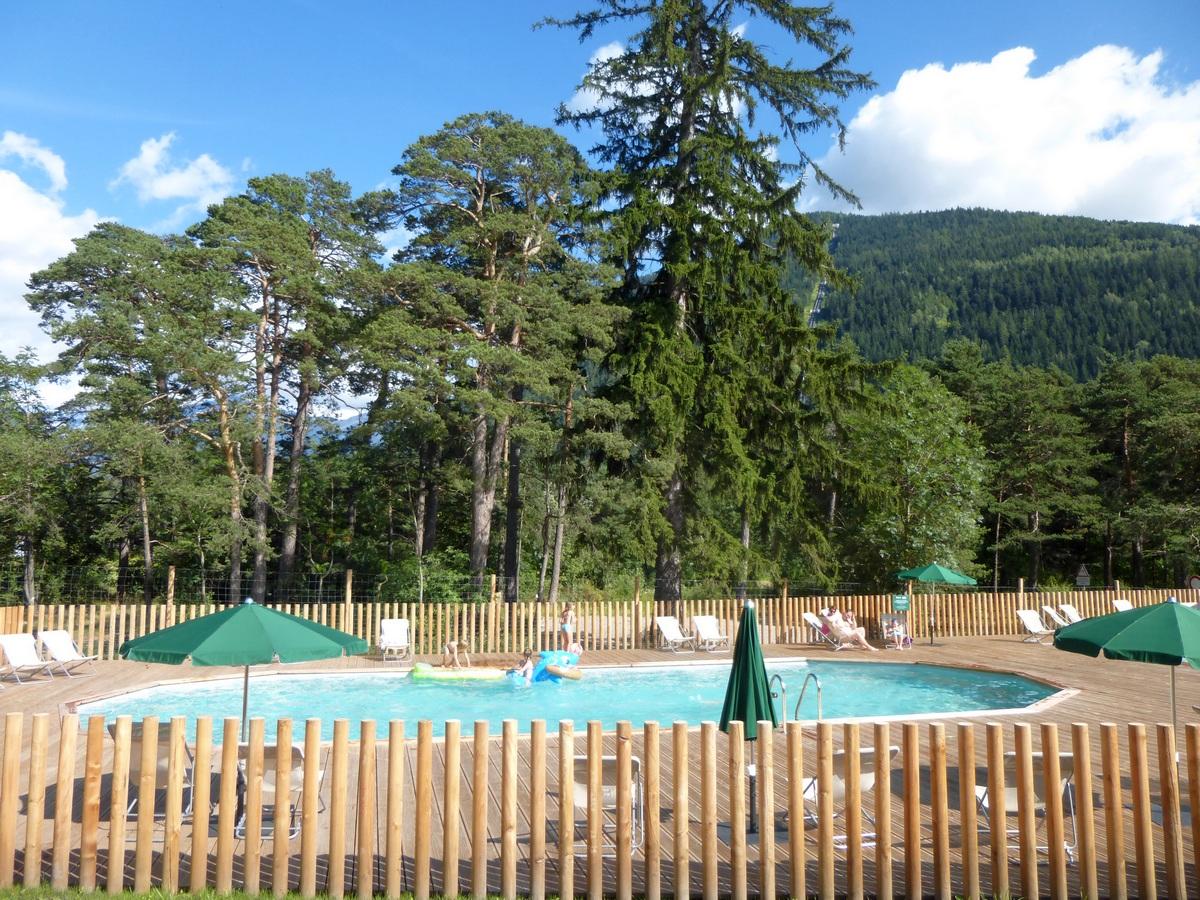 Nouvelle piscine chauffée !