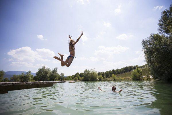 Huttopia, les vacances grandeur nature