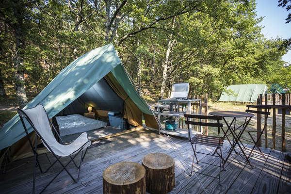 The Bonaventure Tent