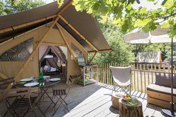 De Canadienne Tent