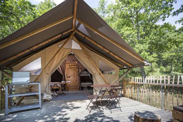 De Trappeur Tent