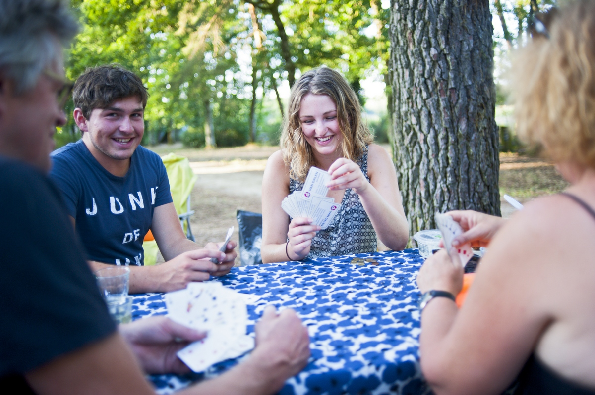 Het activiteitenprogramma in de zomer