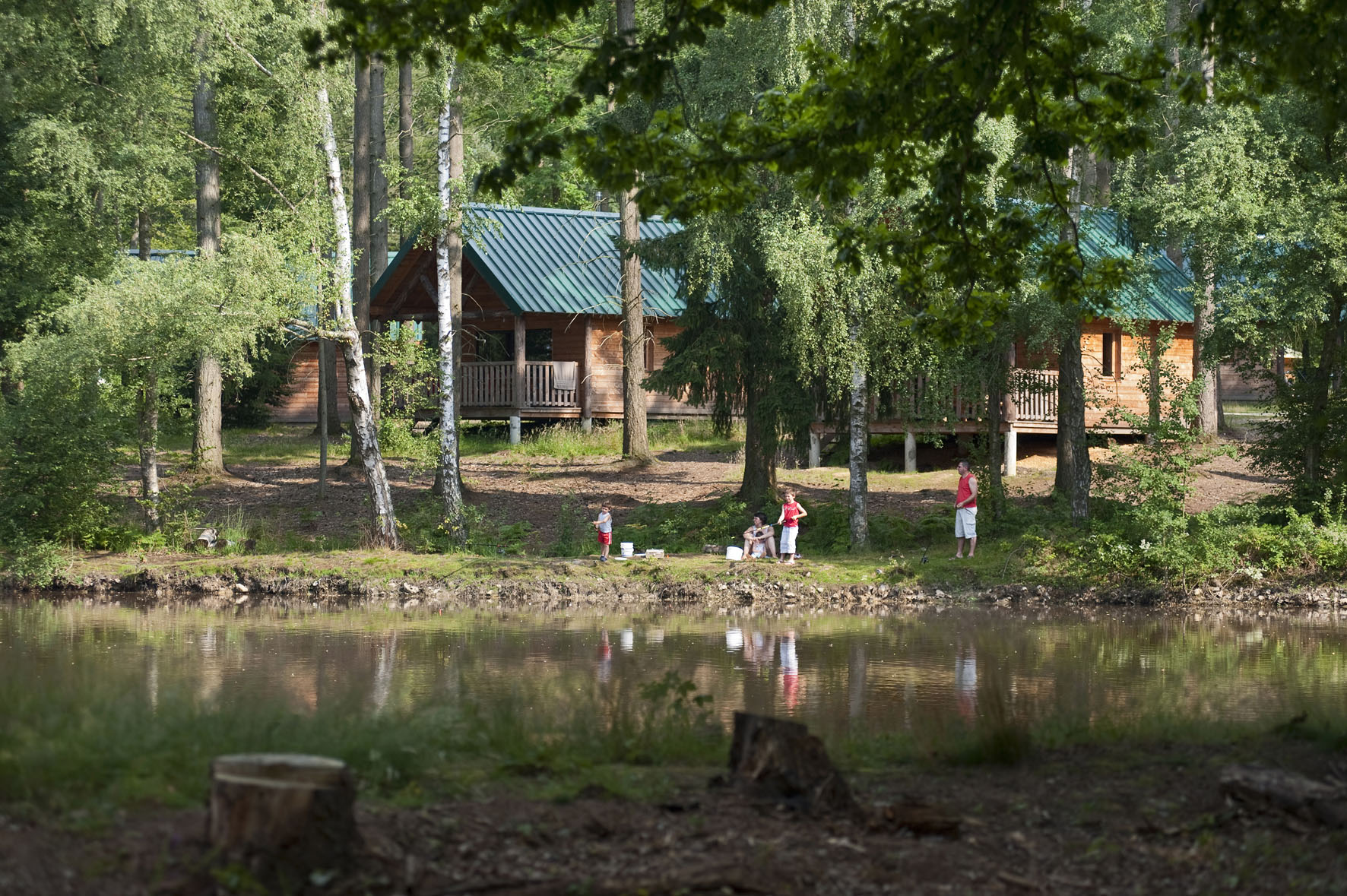Discover our Forest Villages