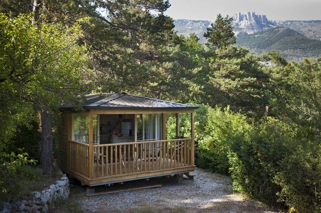 Mobile-home Lodge