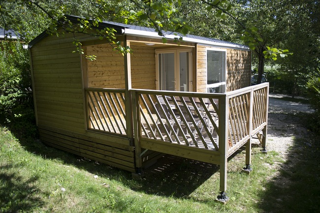 Le Mobile-home Cottage