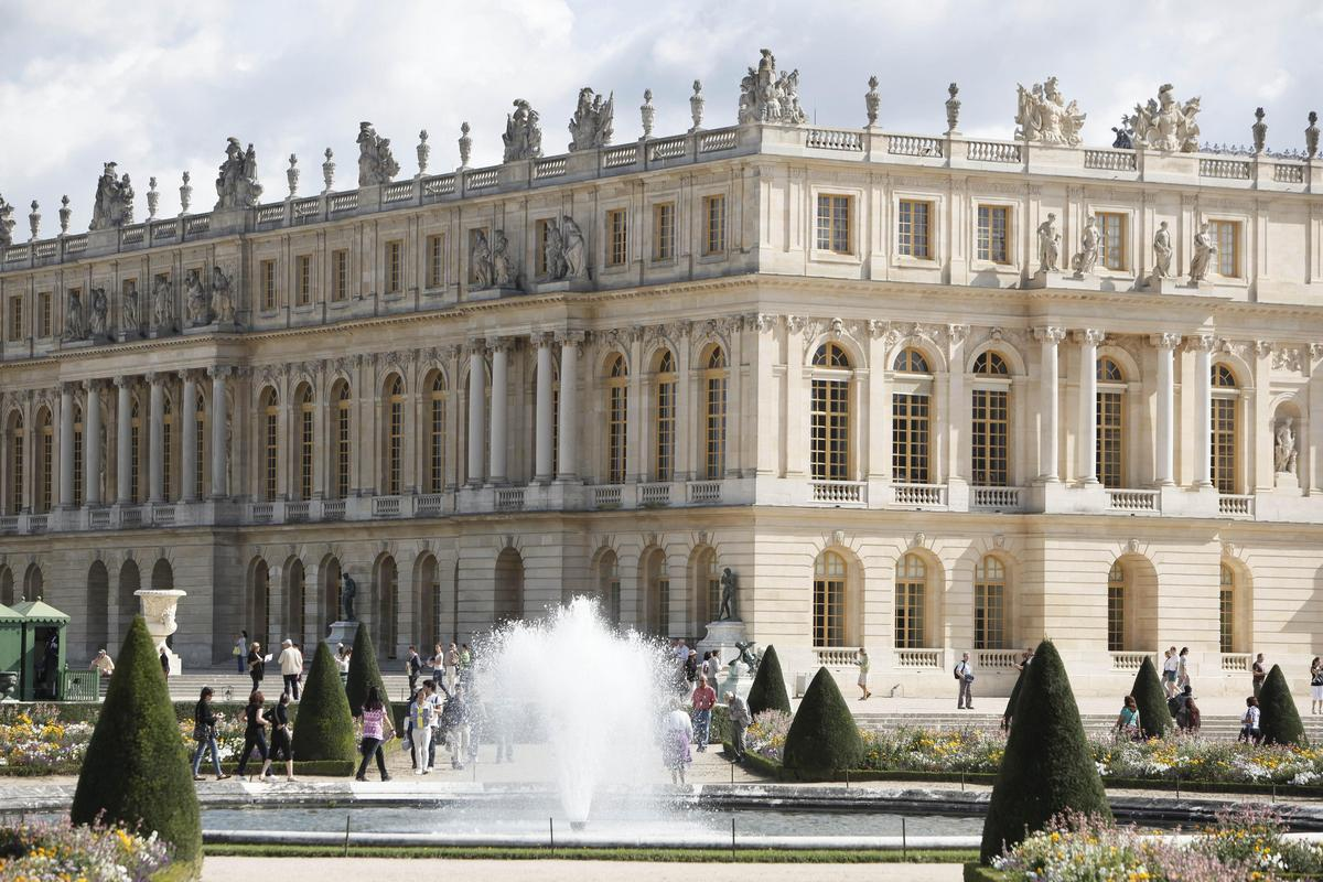 La région de Versailles