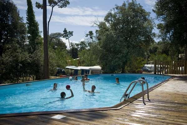 Campingplatz Anzeigen Oléron Les Pins