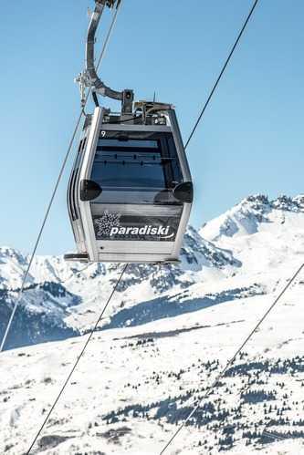 De skistations