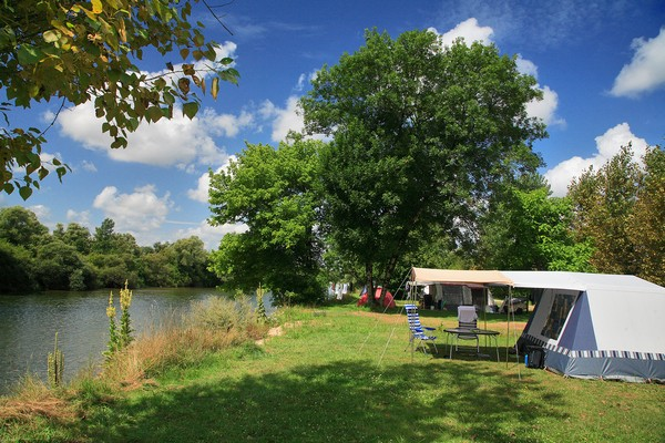 Camping staplaats +