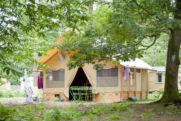 Tenda tela/legno Zenith