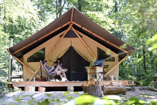 Tente Trappeur