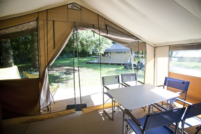Sweet Wood&Canvas tent