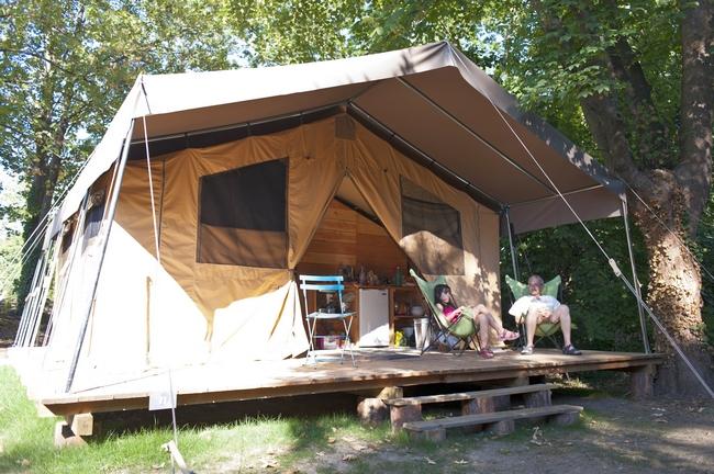 Sweet + tent