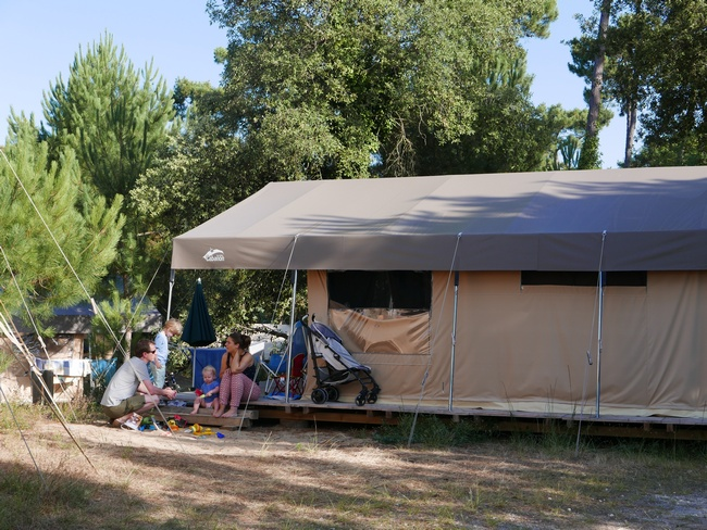 Sweet & Sweet+ tent