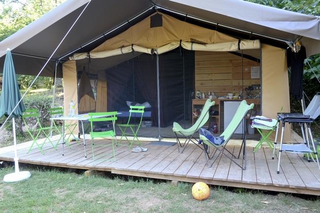 Sweet+ tent