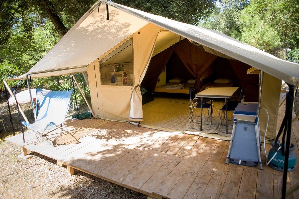 Les tentes Toile&Bois Classic 4 et 5