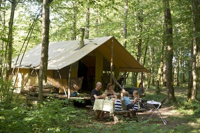 La tente Trappeur