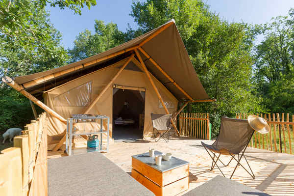 Get a 20% discount on your stay at a Huttopia Village