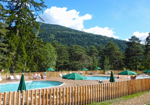 Bourg St Maurice Piscine Of Camping Bourg Saint Maurice La Montagne Huttopia