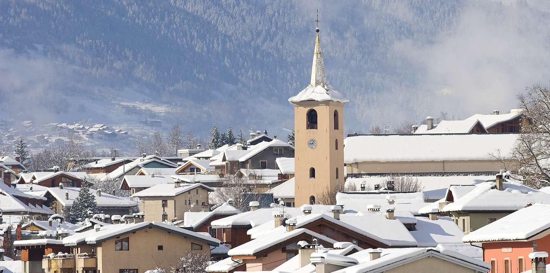 Hiver Bourg Saint Maurice