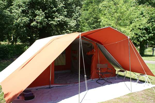 NEW : FAMILY TENT