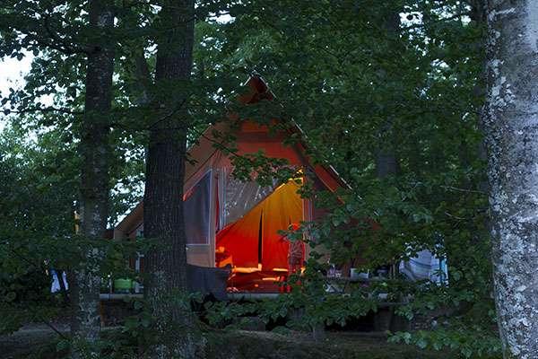 Tente Canadienne