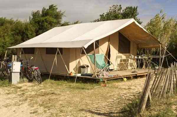 La tenda Classic 5