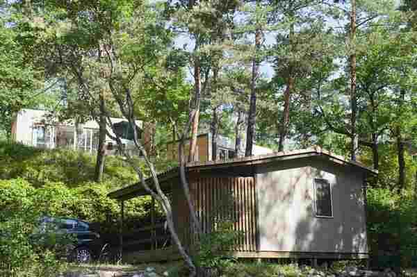 1 bedroom cabine