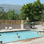 Camping dans les gorges du verdon en bord de rivi re for Camping verdon piscine