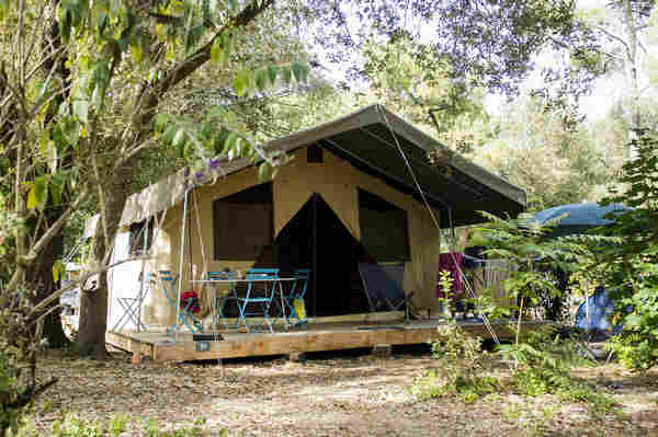 Trappeur-Tent