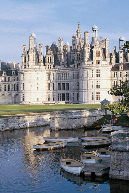 Erobern Sie die Schlösser und die Loire!