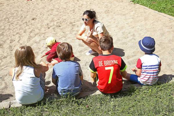 Programa de actividades de verano