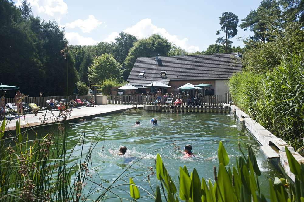 Rambouillet campsite nature holidays in paris region for Piscine rambouillet