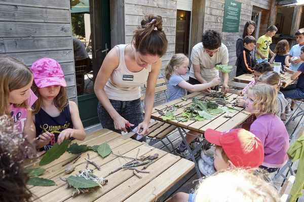Los talleres infantiles