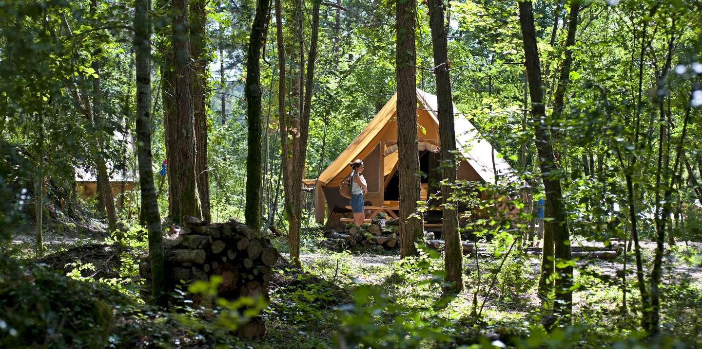 Entdecken Sie unsere Natur-Campingplätze