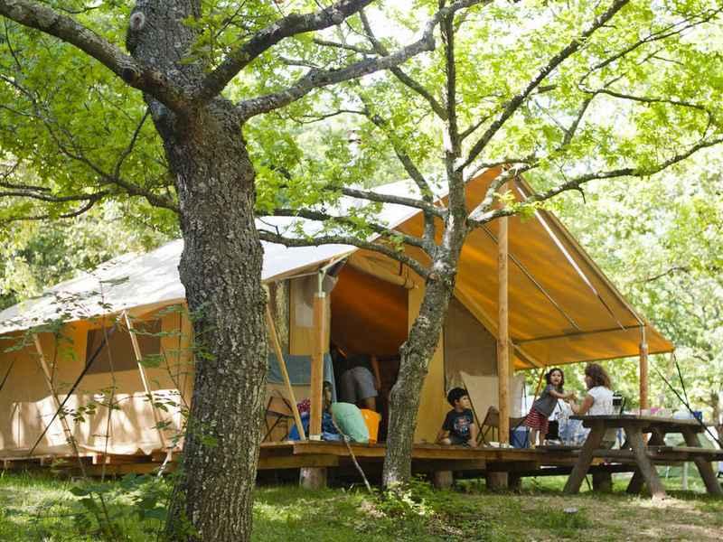 Tente Trappeur Origine