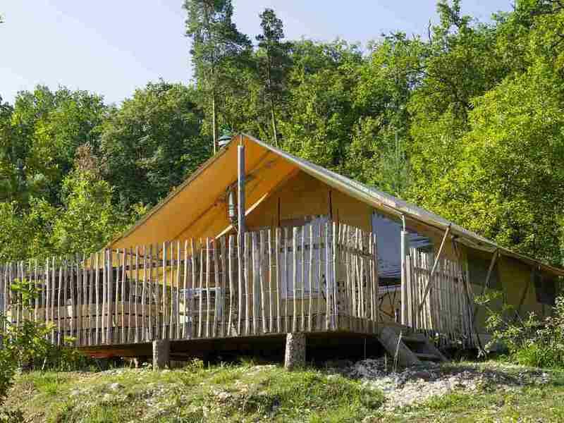 Trappeur Tent  Origine Village