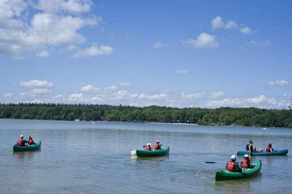 Lac de Sillé