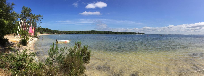 Lac de Carcans