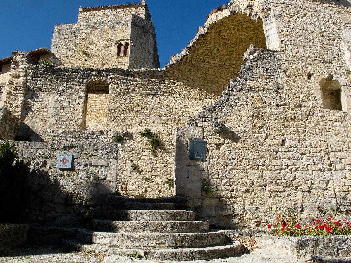 La région de la Drôme provençale